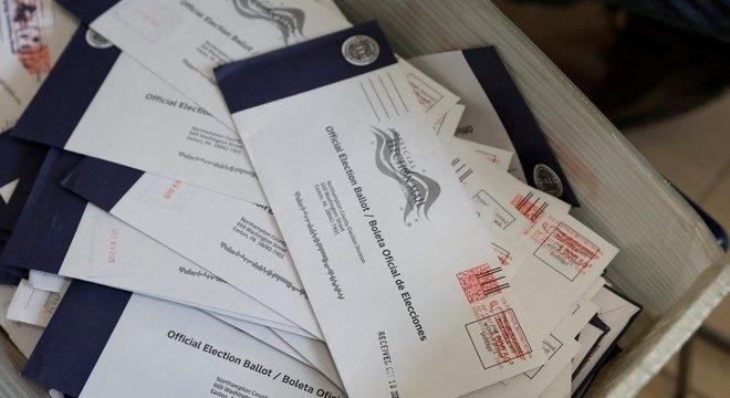 Eua: voto antecipado supera votação total de 2016 em 5 estados
