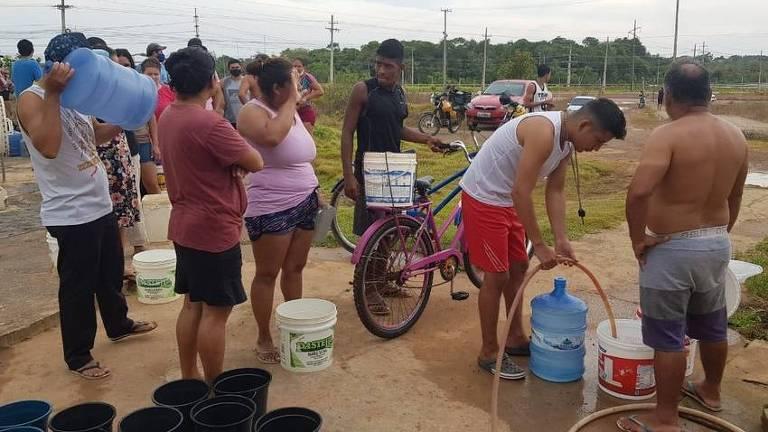 No 7º dia após apagão, rodízio de energia elétrica ainda não funciona em todas as regiões do amapá