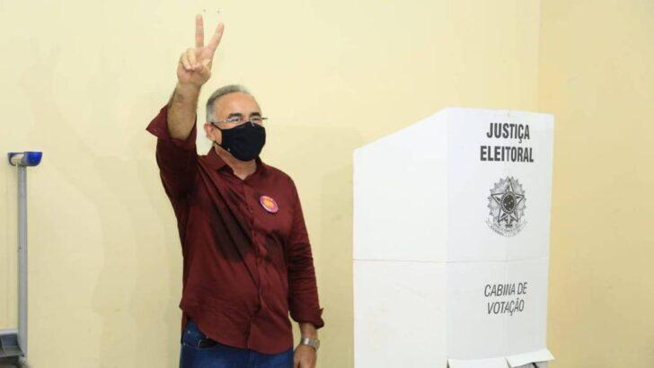 Edmilson rodrigues é eleito prefeito de belém