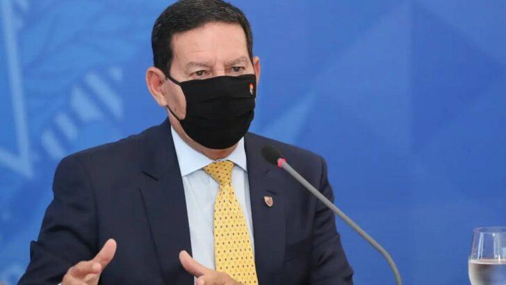 Vice-presidente hamilton mourão confirma presença e virá ao rn para evento sobre semiárido