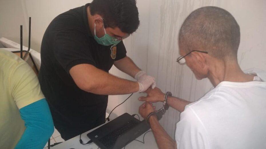 Itep inicia cadastramento biométrico das unidades prisionais potiguares