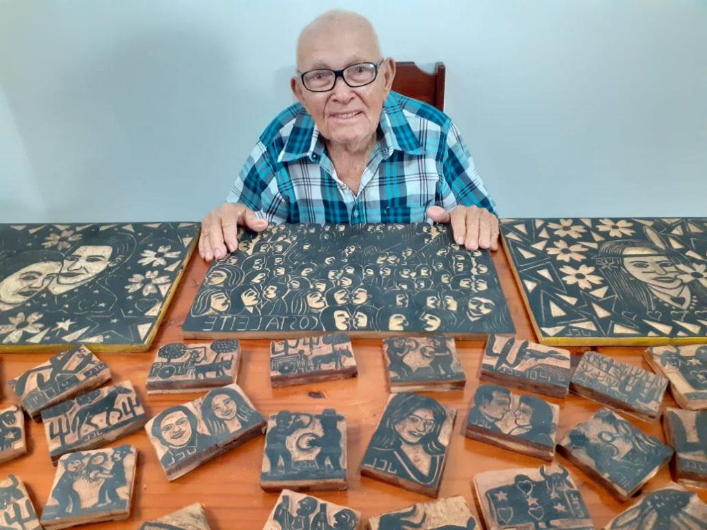 Museu câmara cascudo lança campanha para preservar xilogravuras de josé costa leite