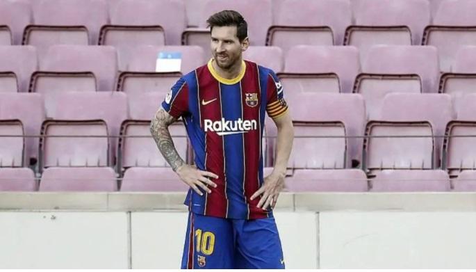 Poupado por técnico, messi desfalca o barcelona em jogo da liga dos campeões