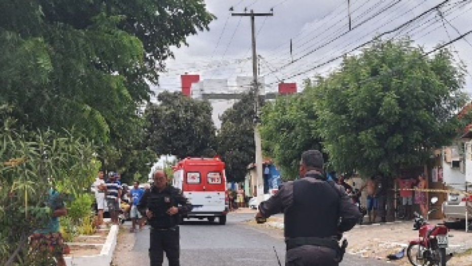 Dois homens são assassinados a tiros em mossoró