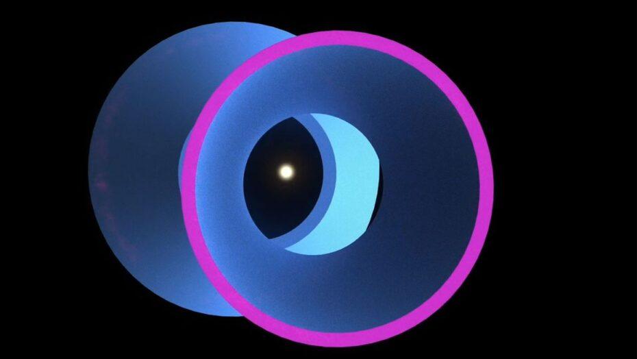 Cientistas resolvem mistério da nebulosa de anel azul