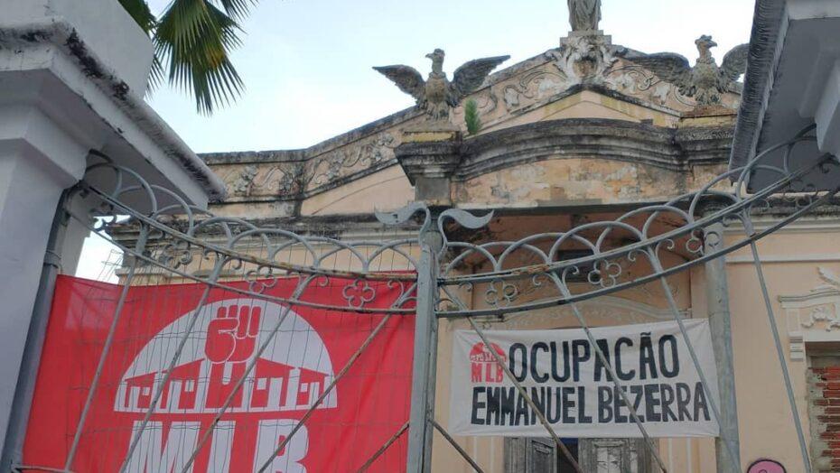 Justiça federal determina a desocupação imediata do prédio abandonado na zona leste de natal