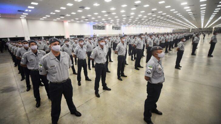 Rio grande do norte ganha reforço de 1 mil novos soldados da pm