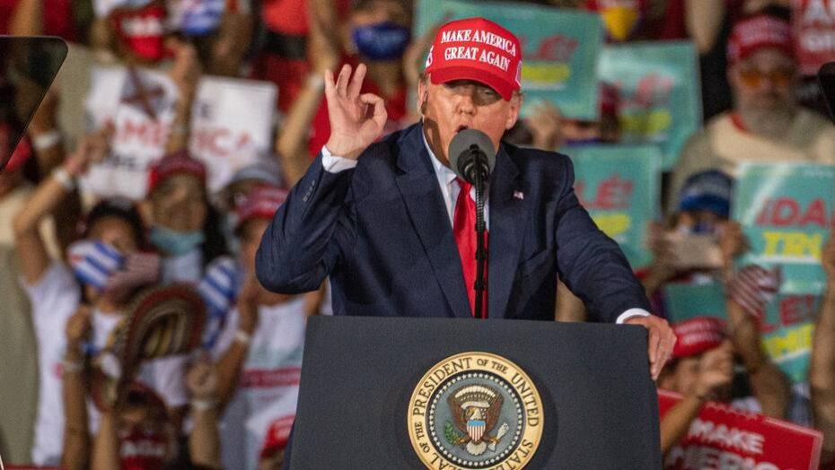 Donald trump diz que haverá batalha judicial sobre apuração dos votos