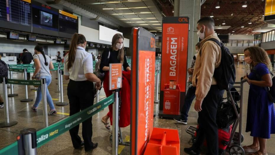 Turismo tem perda de r$ 41,6 bilhões na pandemia, aponta fecomércio