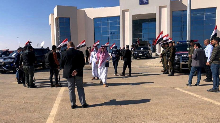Iraque e arábia saudita reabrem fronteira após 30 anos