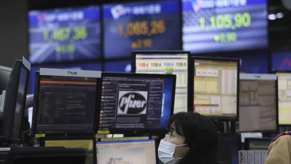 Mercados internacionais têm queda com segunda onda de covid nos eua e na europa
