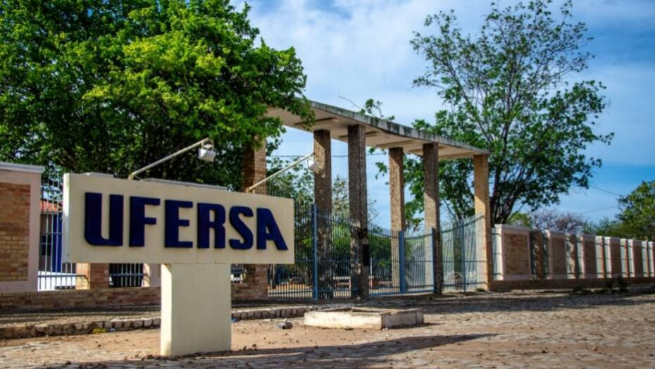 Ufersa abre inscrições para 147 vagas para cursos de graduação