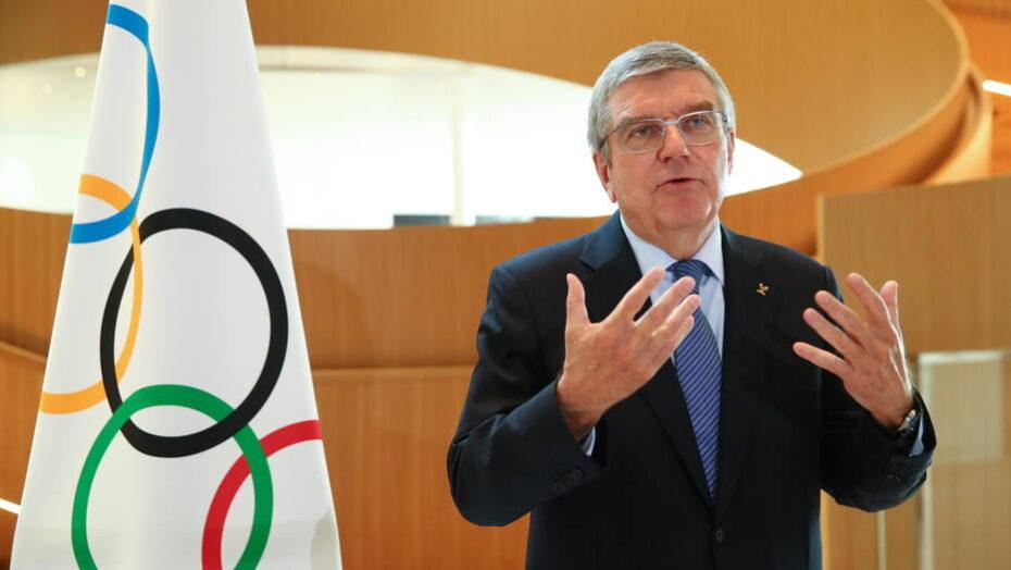 Presidente do coi garante que olimpíada será segura com qualquer quadro da covid-19
