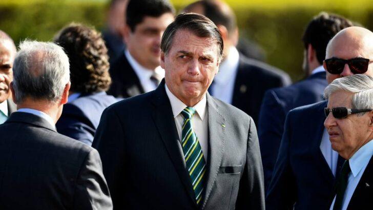 Bolsonaro fala de interferência externa na eleição dos eua e prevê o mesmo no brasil em 2022