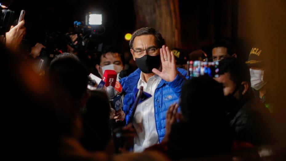 Presidente do peru se manifesta sobre impeachment: 'obviamente, dói'
