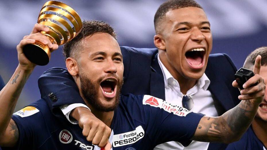 Psg já iniciou conversas para renovações de neymar e mbappé, diz leonardo