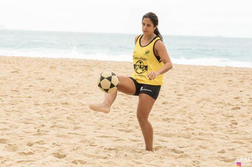 Com presença de campeã mundial, primeira estação de esportes de areia de natal será entregue nesta sexta
