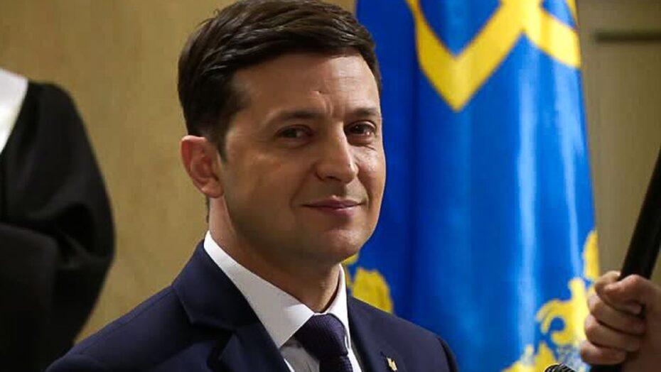 Presidente da ucrânia é hospitalizado com covid-19
