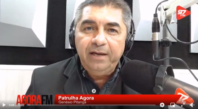 Morre apresentador genésio pitanga