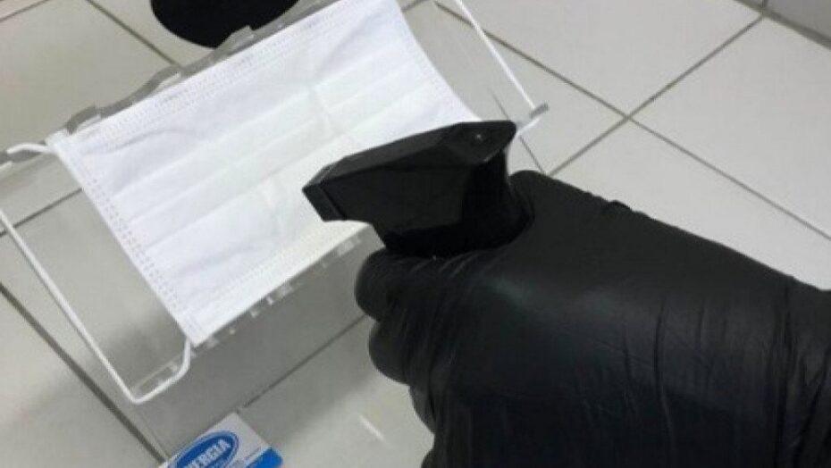 Brasileiros criam spray que elimina o coronavírus e protege máscaras por 48h