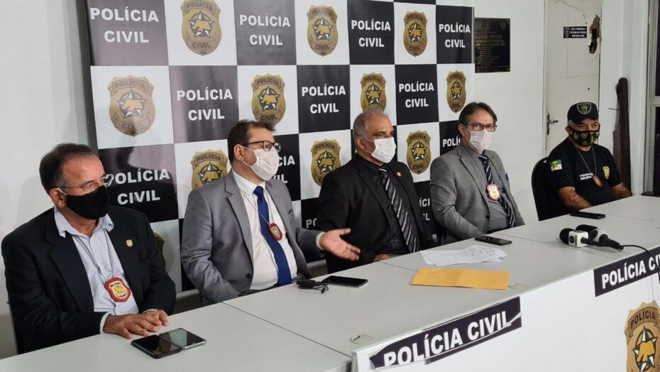 Operação da polícia civil prende 97 pessoas por diversos crimes no rio grande do norte