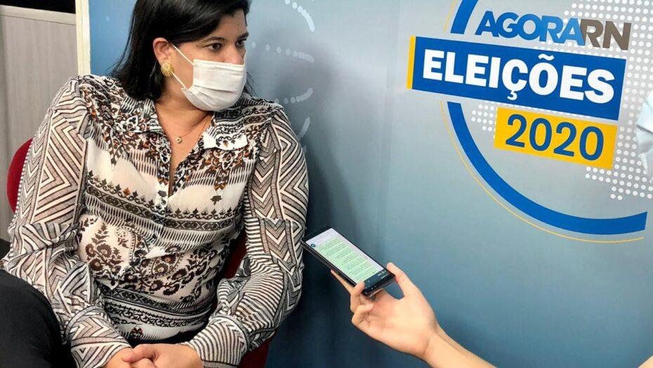 Marianna almeida quer priorizar desenvolvimento econômico e social