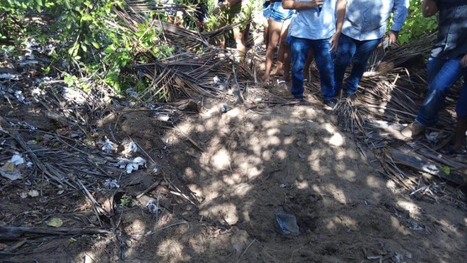 Veja vÍdeo: imagens registram local onde, supostamente, foi encontrado o corpo de josé carlos