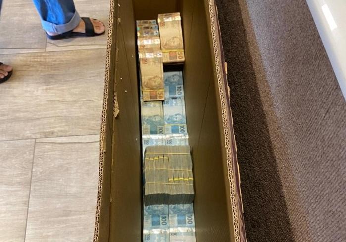 Pf deflagra operação que investiga fraude e lavagem de dinheiro no rn e em mais 2 estados