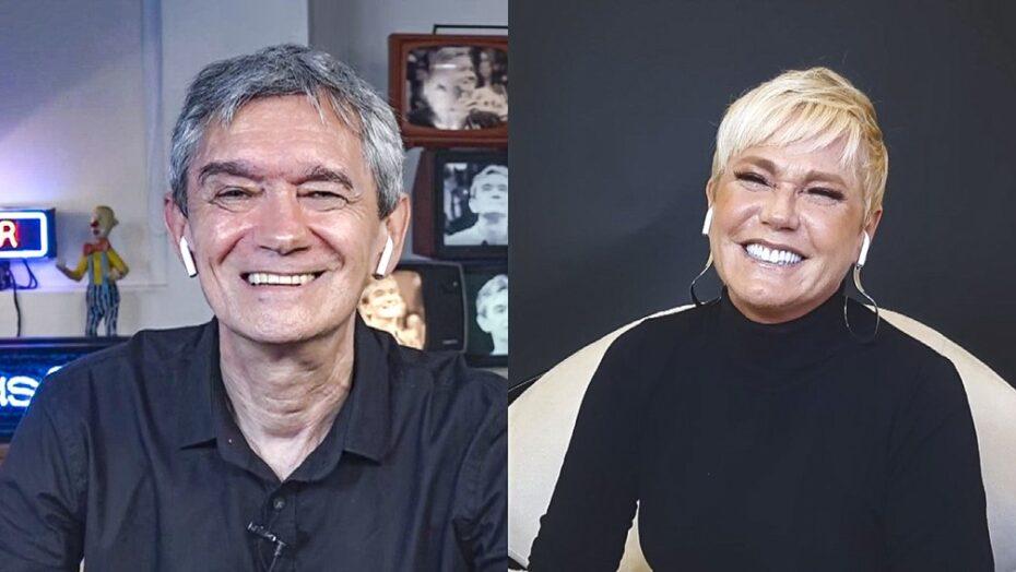 "Xuxa fala sobre ayrton senna e abre o jogo sobre vida sexual aos 50 anos: ""melhorou muito"""