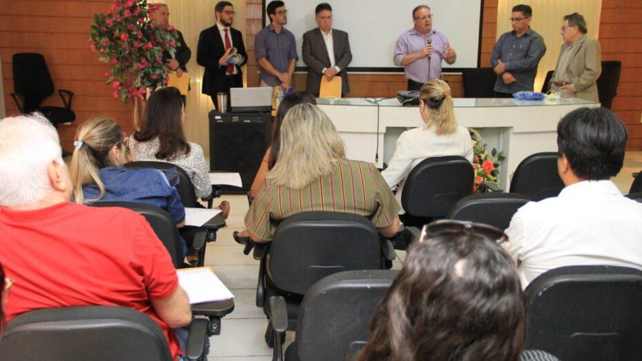 Escola do legislativo da câmara de natal celebra 15 anos de existência