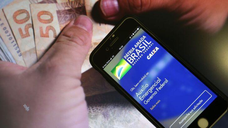 Caixa paga auxílio emergencial para nascidos em outubro