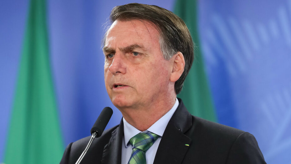 Bolsonaro é eleito 'pessoa corrupta do ano' por consórcio internacional