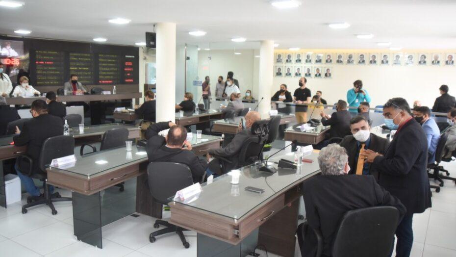 Vereadores de mossoró aprovam aumento de 19,84%