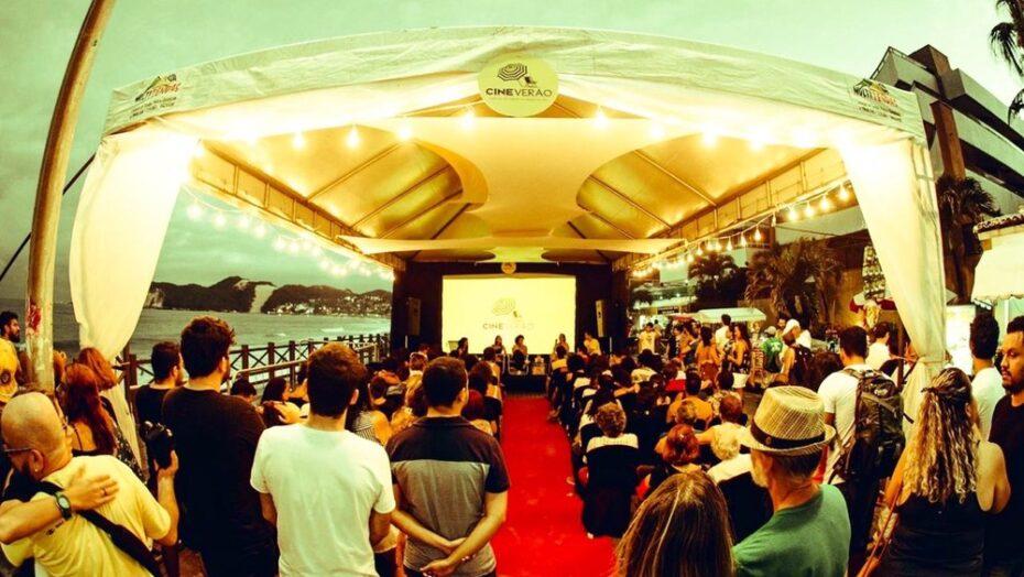 4ª edição do cine verão acontece em janeiro de 2021