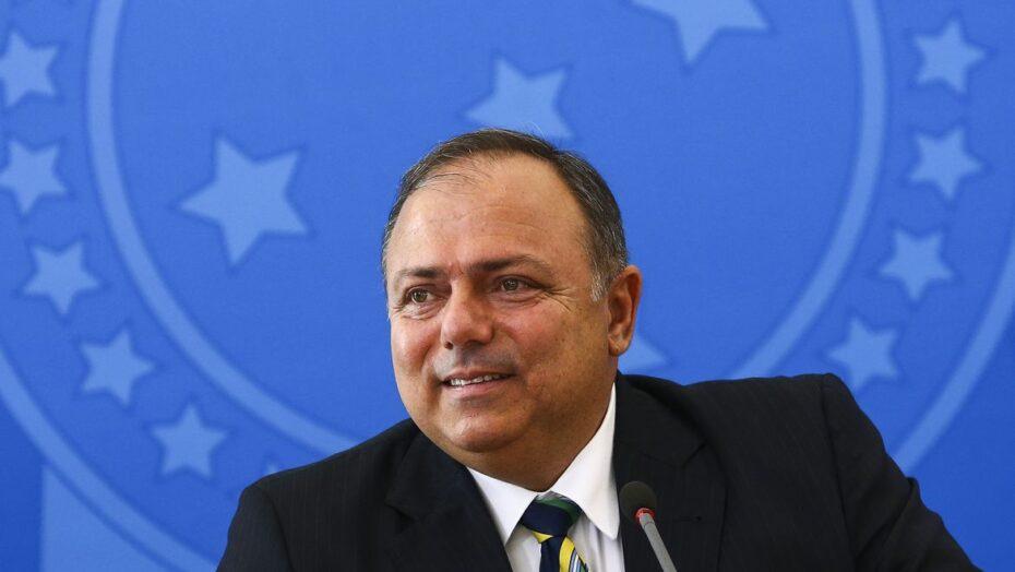 Ministro da saúde detalha plano de vacinação da covid-19 a senadores