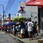 Caixa paga neste domingo auxílio emergencial para beneficiários do ciclo 6