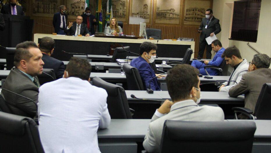 Câmara de natal aprova aumento salarial para prefeito, vice, secretários e vereadores
