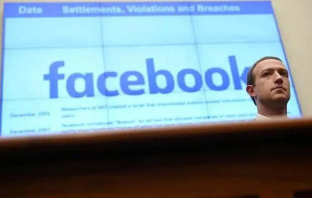 Eua planejam processar facebook na próxima semana, dizem fontes