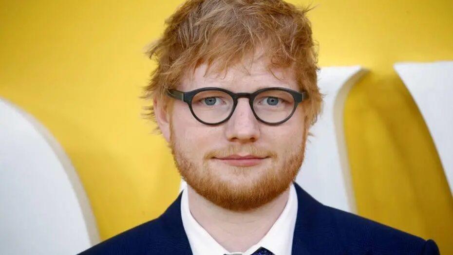 Ed sheeran lança a canção 'afterglow' como agradecimento a seus fãs