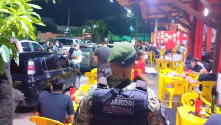 Bares e restaurantes serão fiscalizados na noite de hoje, diz prefeitura de natal