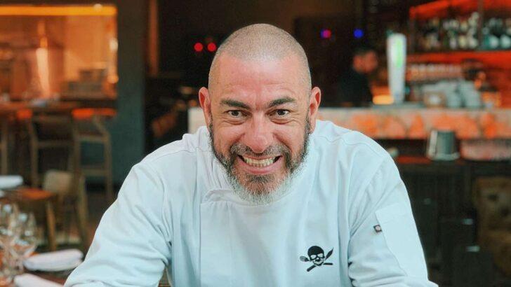 Henrique fogaça, do masterchef, polemiza na internet com omelete de cannabis; foto