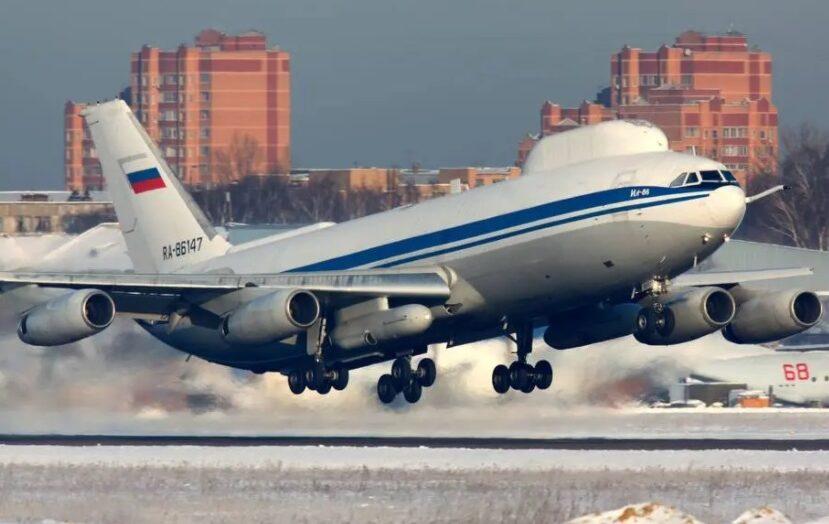 Polícia russa caça ladrões que saquearam 'avião do apocalipse'