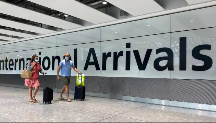 Canadá e países da américa do sul suspendem voos do reino unido após mutação