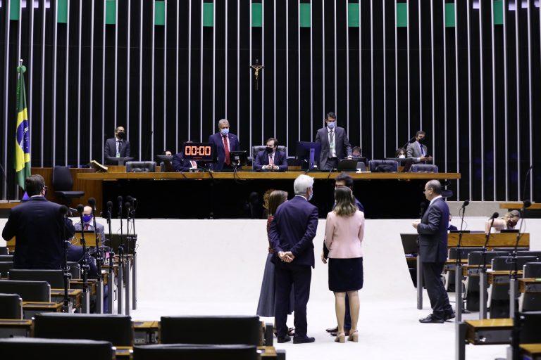 Câmara aprova liberação de r$ 167 bilhões para ações na pandemia