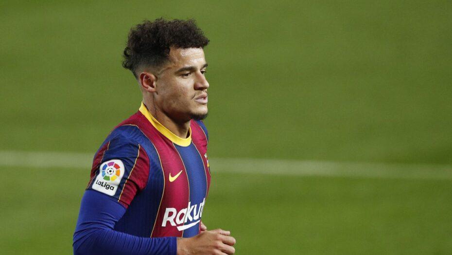 Philippe coutinho passará por cirurgia no joelho, diz barcelona