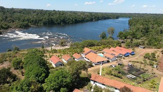 Governo do pará quer construir 'cascata' de 8 hidrelétricas em rio da amazônia