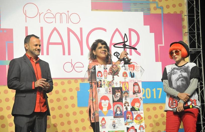 18º premio hangar homenageia artistas que seguem fazendo música na pandemia