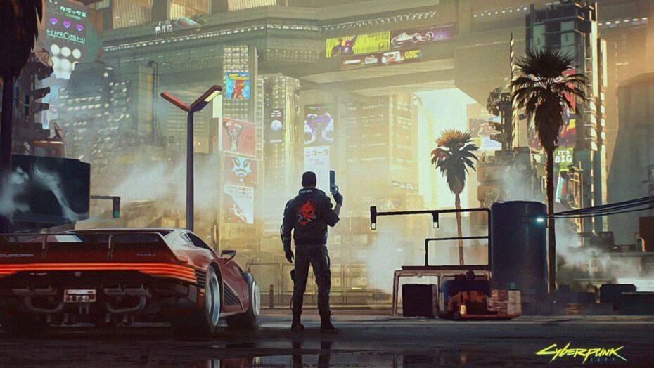 Cyberpunk 2077: um caso de sucesso, mas também de fracasso