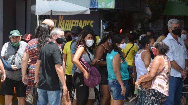 Pesquisa datafolha aponta que isolamento cai ao pior nível da pandemia