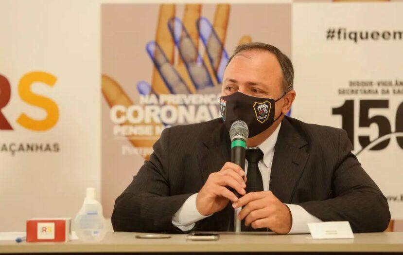 Pazuello afirma que propostas de vacinas não agradam, mas admite compra de modelo da pfizer
